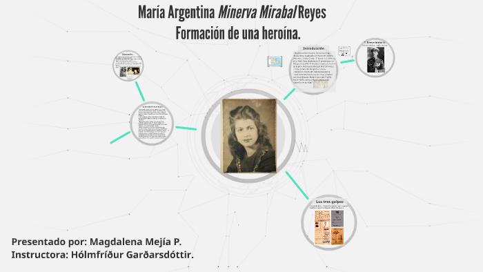 María Argentina Minerva Mirabal Reyes By Prezi User On Prezi