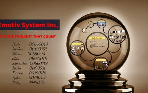 emotiv systems case study