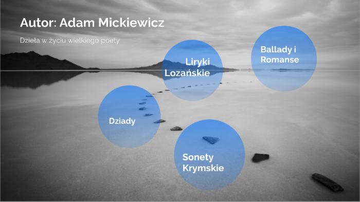 Dzieła Adama Mickiewicza By Karino Midnightmagic On Prezi Next