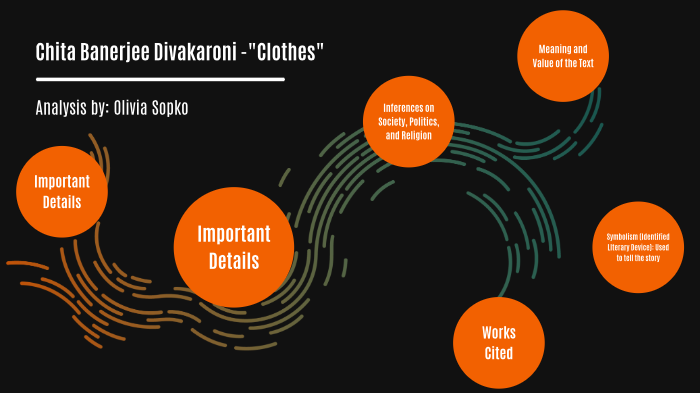 Symbolism in clothes sumita