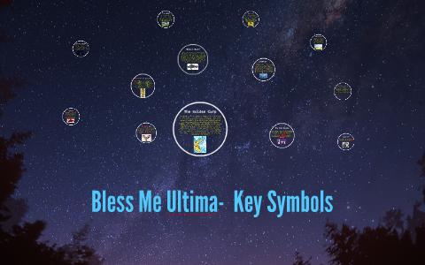 bless me ultima symbols