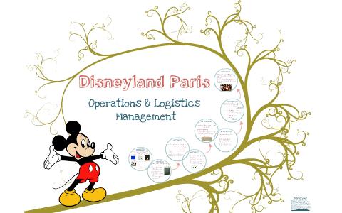 Operations Management at Disneyland Paris by Amba Swain on Prezi
