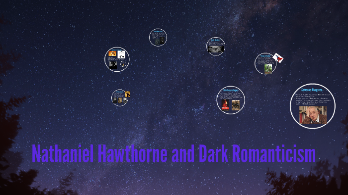 nathaniel hawthorne romanticism