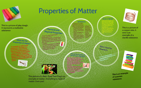 properties of matter by alicia ringgold on prezi