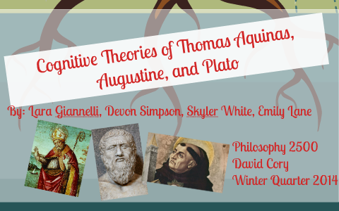 augustine and plato