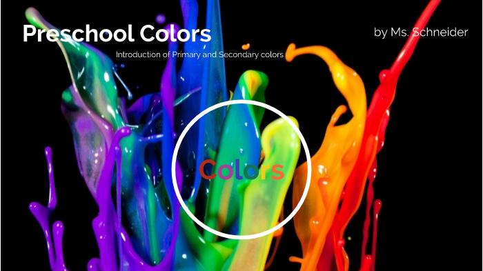 Preschool Colors Prezi Joey Schneider By Joey Schneider