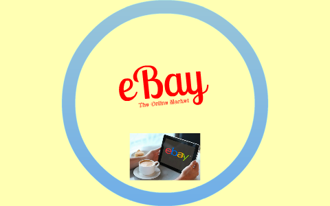 Ebay Business Model Canvas By Brea Greene