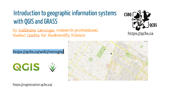 Introduction to Geographic Information Systems with QGIS by