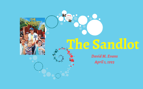 the sandlot summary