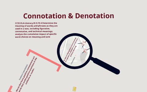 And positive connotation and negative denotation images.drownedinsound.com