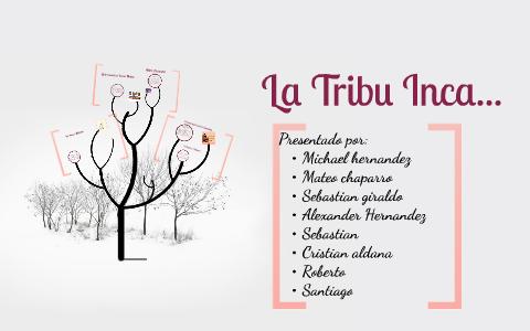 La Tribu Inca By Maik Hernandez On Prezi