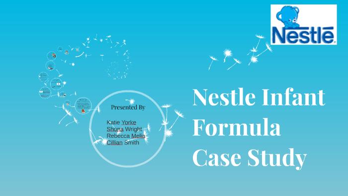 nestle ethical issues baby formula