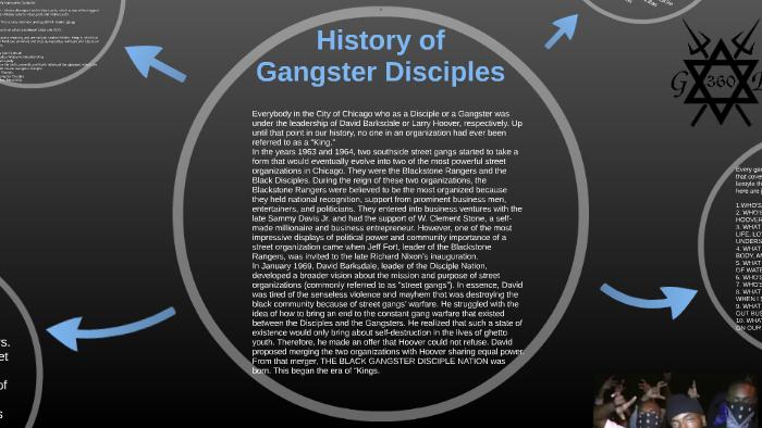 Gangster Disciples By Yvonne Payne On Prezi