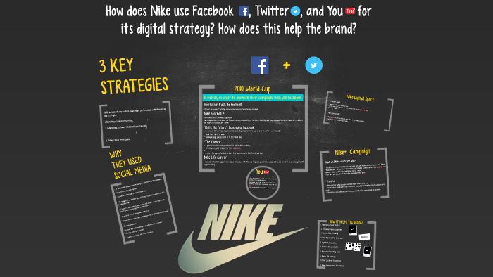 100% genuino vendita più calda buona consistenza Nike Case Study by Vicky Krommyda on Prezi