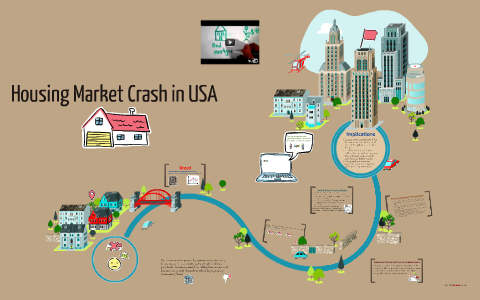 Housing Market Crash in US