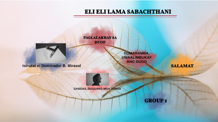 eli eli lama sabachthani 2 by claire