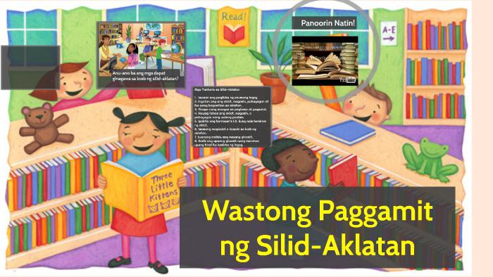Paggamit ng Silid-Aklatan by Raul Garcia on Prezi