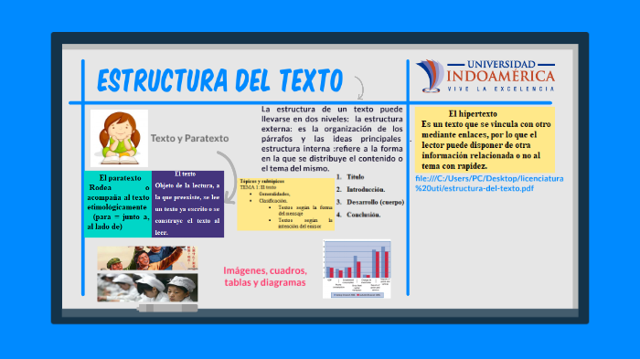 Texto By Marcio ñauñay On Prezi Next