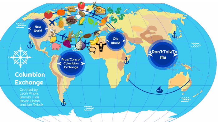Pros and cons of the columbian exchange. The Columbian ...