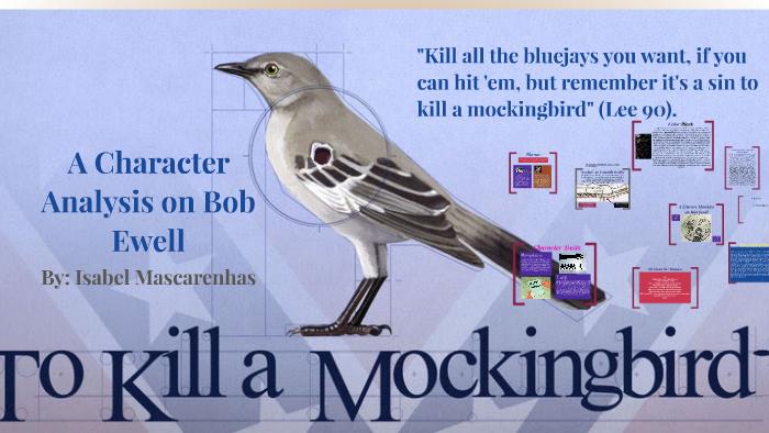 bob ewell character analysis