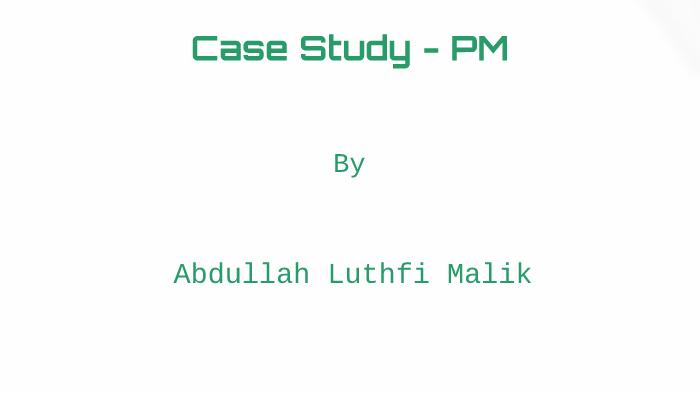Case Study - GOJEK by Pandu Prasetyo on Prezi Next