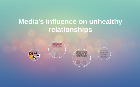 media influence on relationships