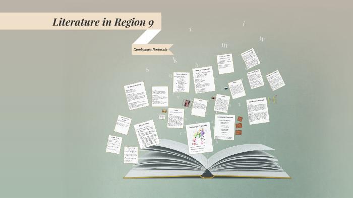 Literature in Region 9 Zamboanga Peninsula by Ges Umbina on