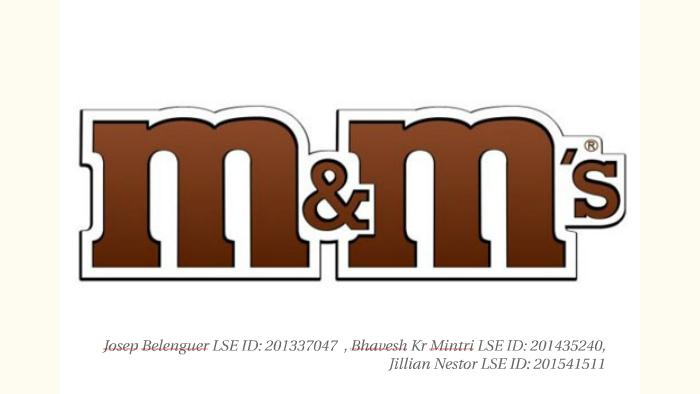 M&M by gigi nestor on Prezi