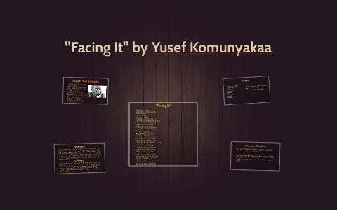 facing it by yusef komunyakaa analysis