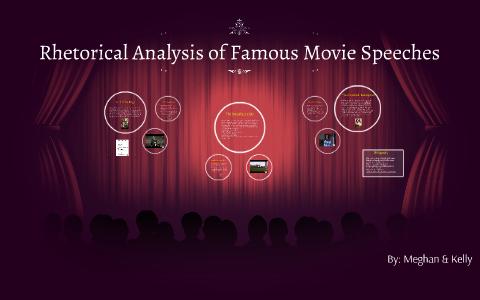 rhetorical analysis of famous speeches