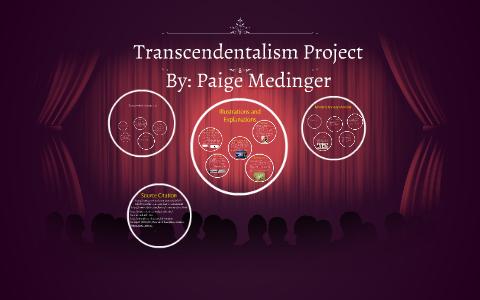 transcendentalism examples