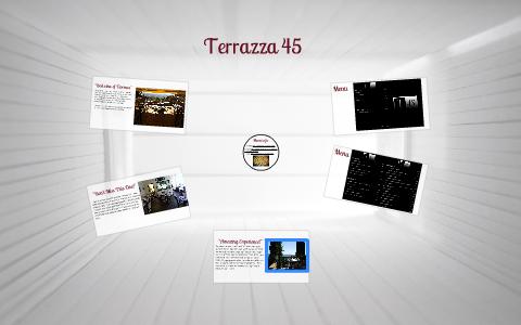Terrazza 45 By Anna Herrmann On Prezi