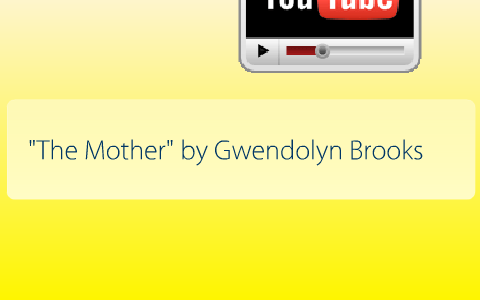 gwendolyn brooks abortion