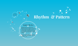 5 Types Of Rhythm By Lisa Belanger