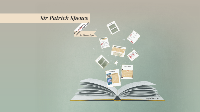 what is the theme of this poem sir patrick spens