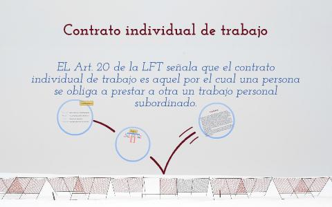 2 2 Contrato Individual De Trabajo By Alexandra Rocha On Prezi