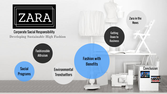 Zara Retails Corporate Social Responsibility by Vareia Boxill on