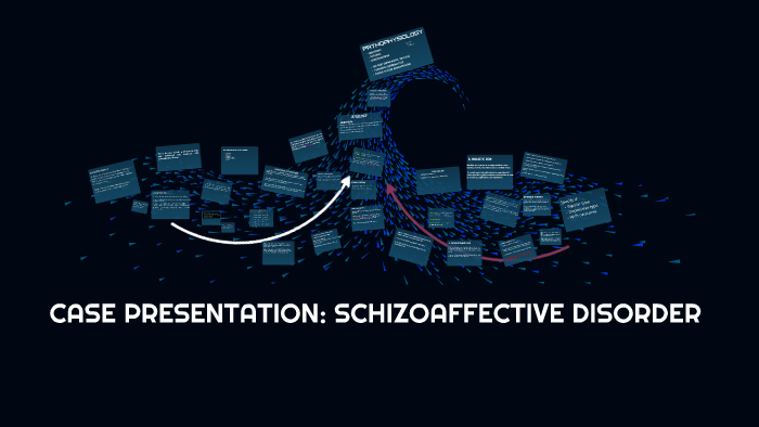 CASE PRESENTATION: SCHIZOAFFECTIVE DISORDER by Ruchin