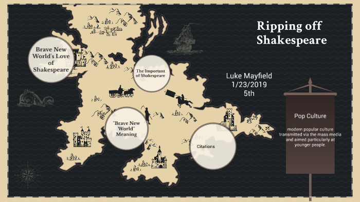 Brave New World and Shakespeare by Luke Mayfield on Prezi Next