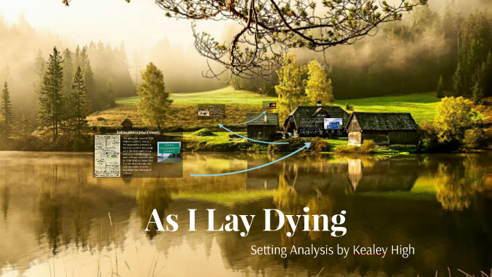 as i lay dying setting