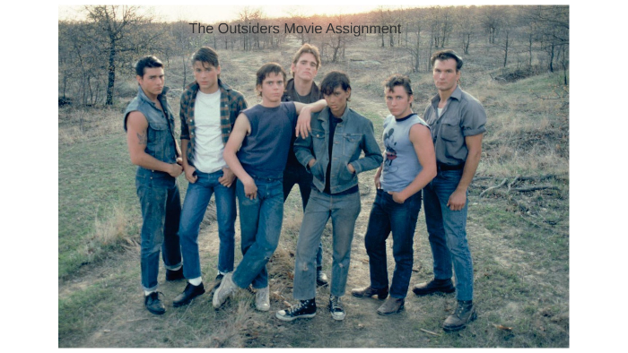 the outsiders movie review assignment
