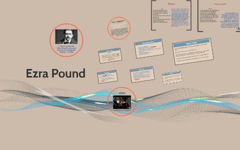 a girl ezra pound analysis