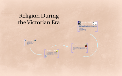 religion during the victorian era