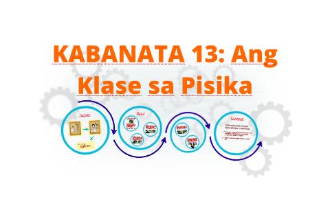 KABANATA 13: Ang Klase sa Pisika by on Prezi