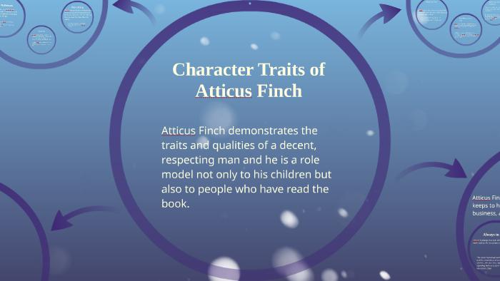atticus finch values