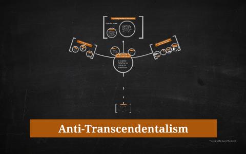 modern transcendentalism articles