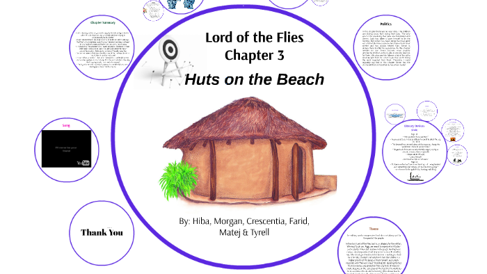 literary elements in lord of the flies