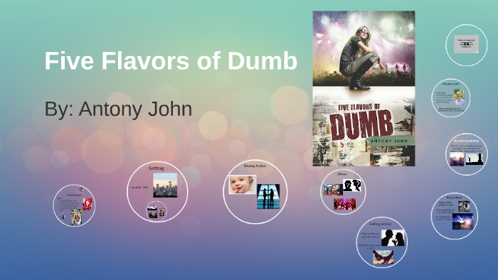 five flavors of dumb john antony