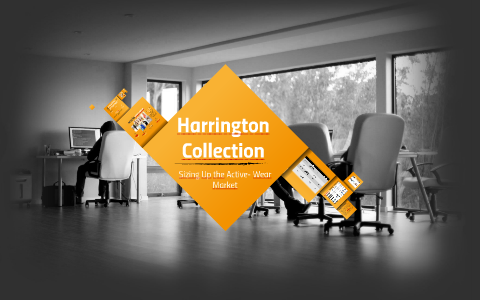 harrington collection sizing up the active wear market