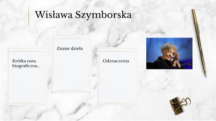 Wisława Szymborska By Princess In Nibyland Princess In